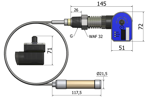 HBLT Wire measure