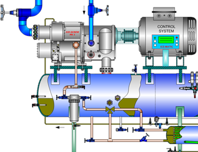 HBSO1 Screw compressor