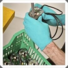 HB Products Sensor filling