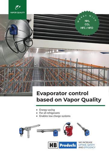 HBX Vapor Quality Sensors Brochure