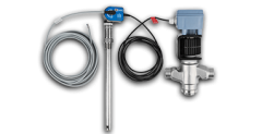 Controlador de Nivel - HFC - HBLC