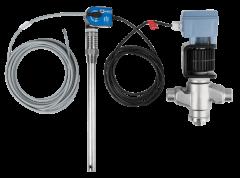 CO2 niveau sensor med indbygget controller