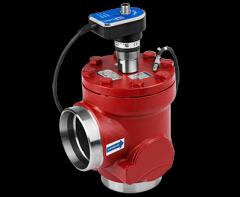 Vapor Quality Sensor i filterhus