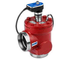 Dampkvalitetssensor i filterhus (DX & oversvømmet)